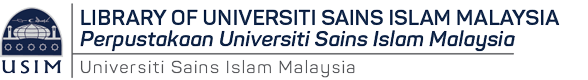 USIM LIBRARY Logo